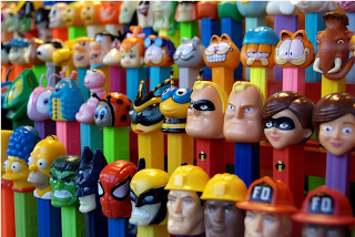 dispensadores pez