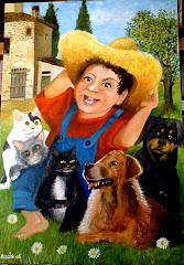 CUCCIOLI (cani; gatti e..............)