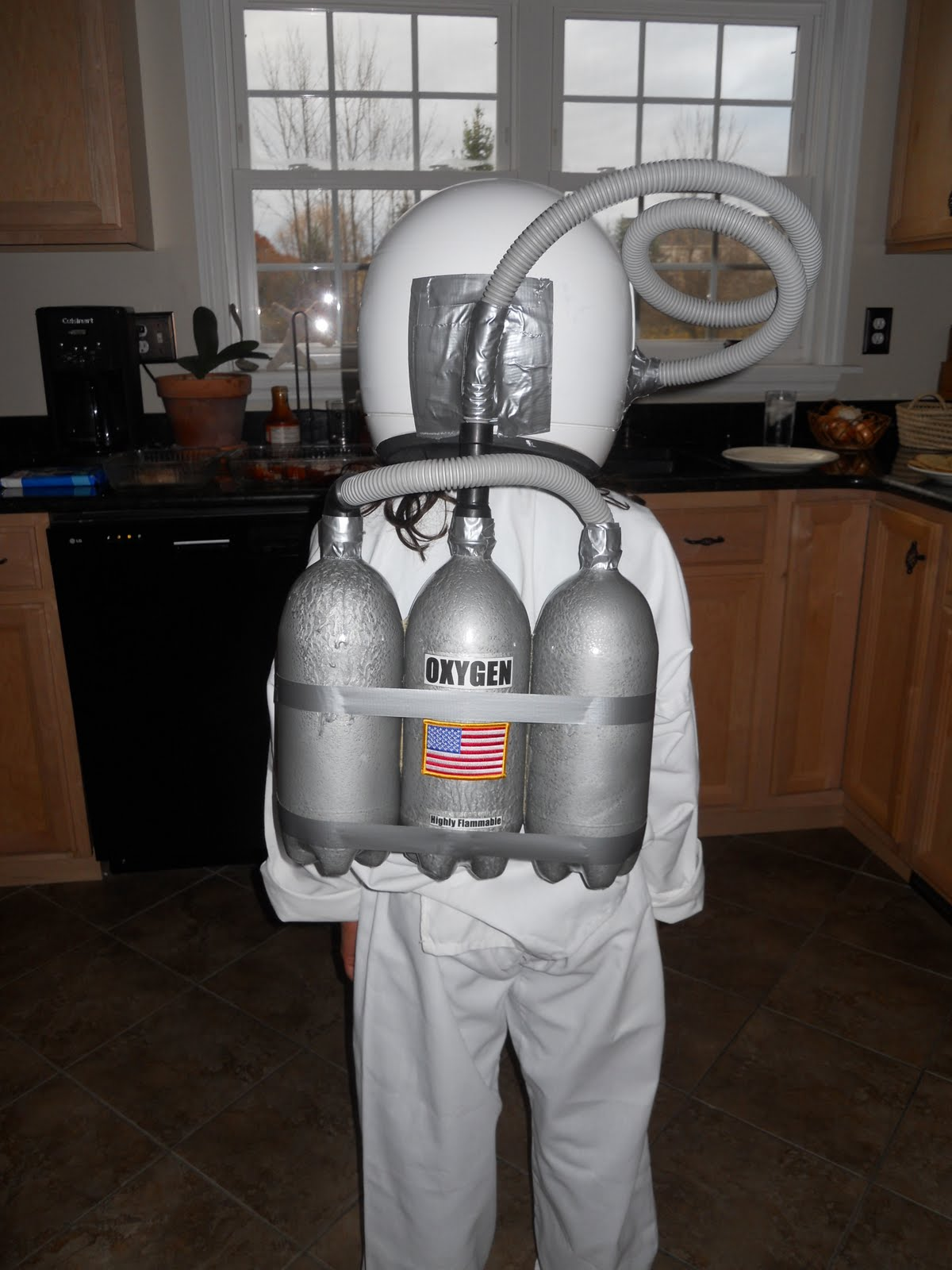 nasa spaceship oxygen tank - photo #23