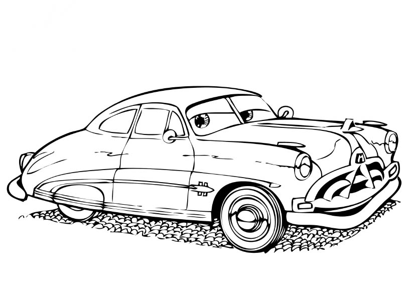 coloring pages for disney cars - photo#15