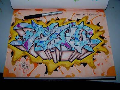 Graffiti Letters Of The Alphabet. graffiti alphabet letters