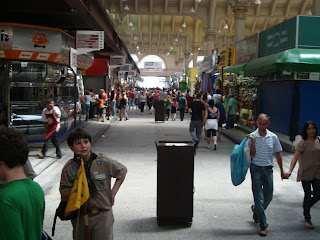Mercado Municipal de São Paulo - SP Mercadão