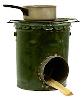 Diy how to make a rocket stove for Build your own rocket stove