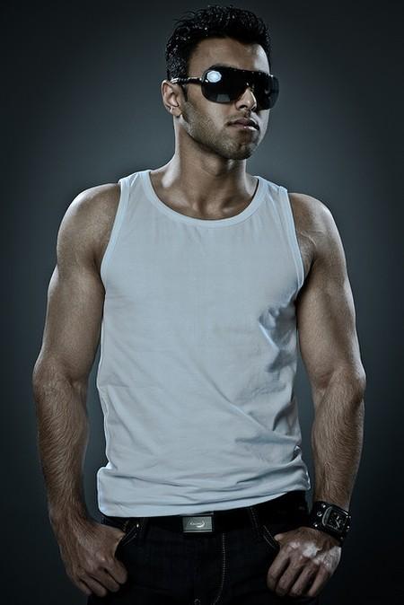 Handsome Iraqi Male Model Walid Hamdan Model Galleries
