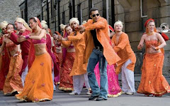 Feeling down?  Throw a spontaneous Bollywood Musical number on your street!