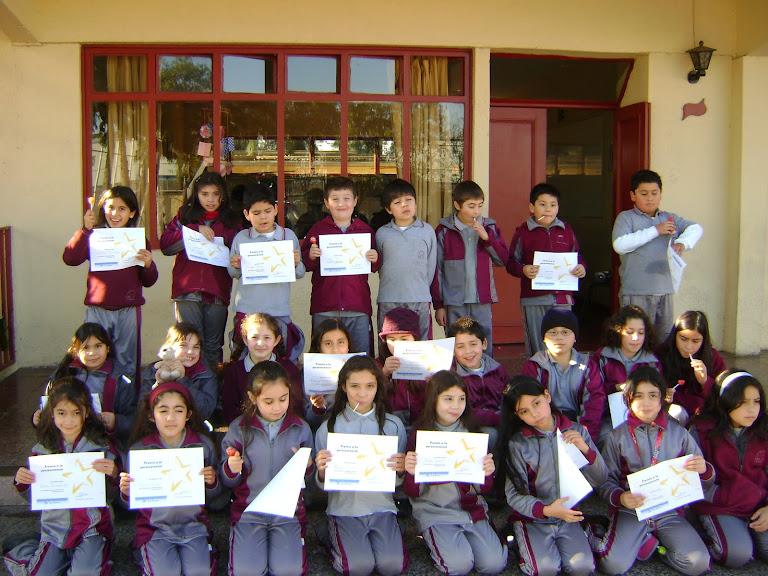 ENTREGA DIPLOMAS COLEGIO INTERNACIONAL ALBA 2009
