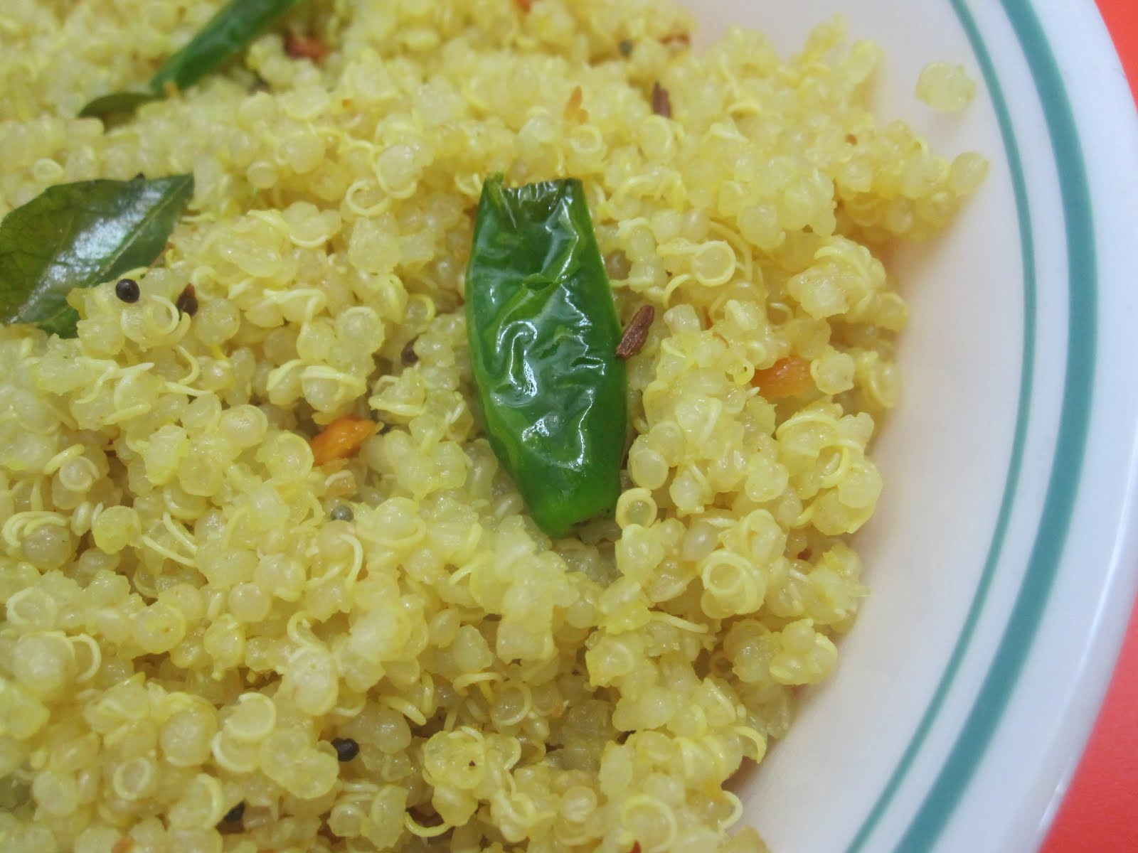 Here is how I used Quinoa for  Quinoa In Marathi