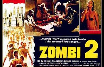 L'Enfer des Zombies - Zombi 2 - 1979 - Lucio Fulci  Zombi2