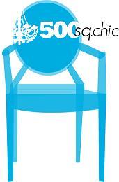 500 Square Chic