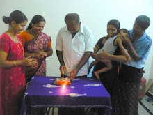 GRAND FATHER 52ND BIRTHDAY FUNCTION AT BELLARY