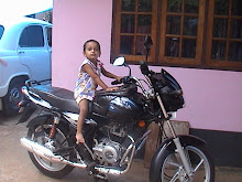 MY FIRST ATTEMPT TO DRIVE MOTOR CYCLE