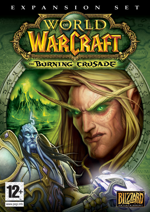 World of Warcraft: Burning Crusade.