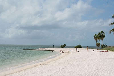 Sombrero Beach in Marathon Florida Keys