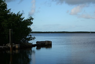 Key Largo Kampground Beach Area