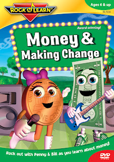 Rock 'N Learn Money & Making Change Review & Giveaway