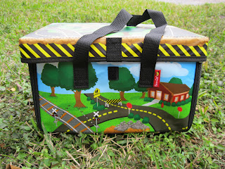 ZipBin: Small Town Toy Box & Play Mat Review
