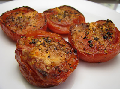 Simply Roasted Tomatoes