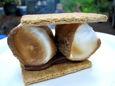 Camping Cuisine - S'mores!