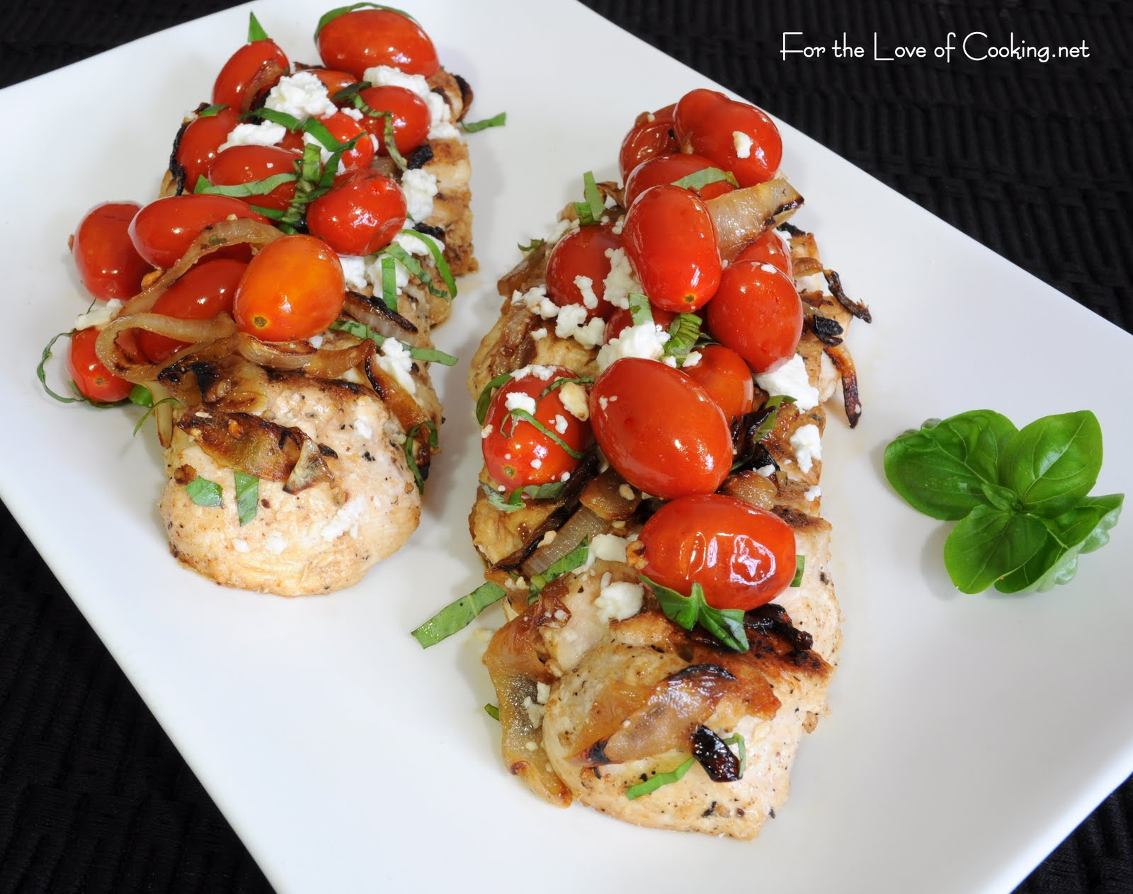 Easy chicken feta recipes