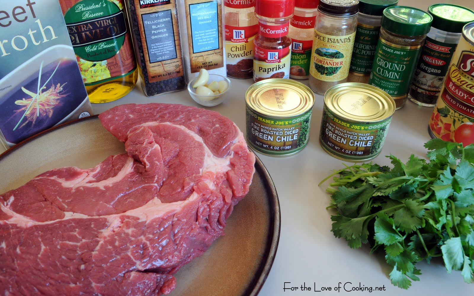 Southwestern Pot Roast | For the Love of Cooking