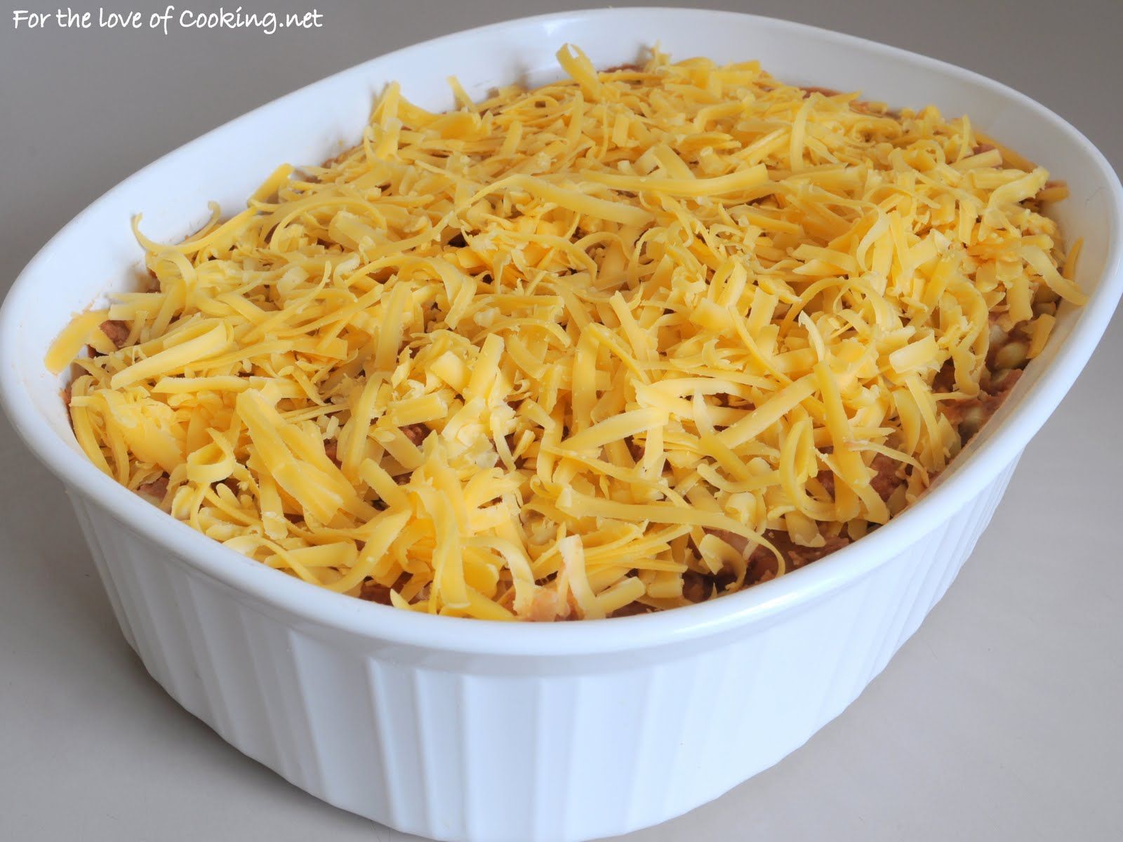 Southwestern Casserole | For the Love of Cooking