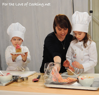 Frigidaire Kids' (good-for-you) Cooking Academy