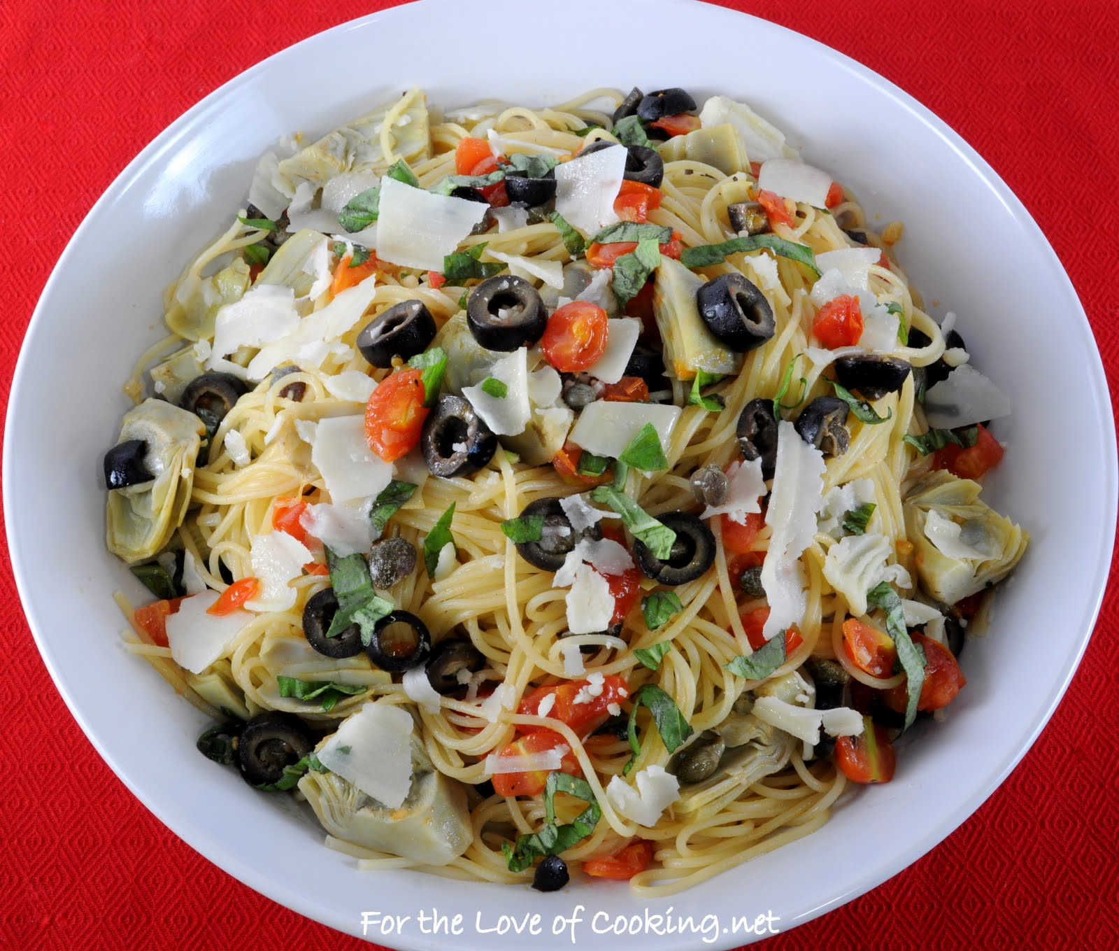 Recipes with capers and pasta