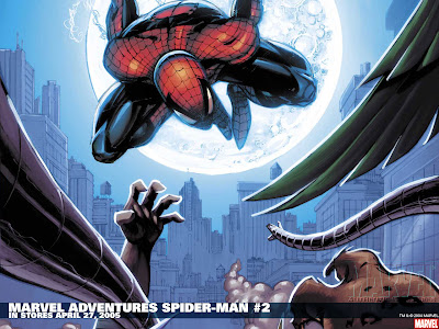 Marvel Adventures Spider-Man #2 1280x960