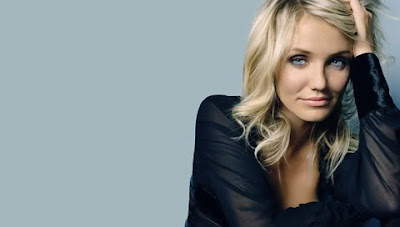 Cameron Diaz PSP wallpapers