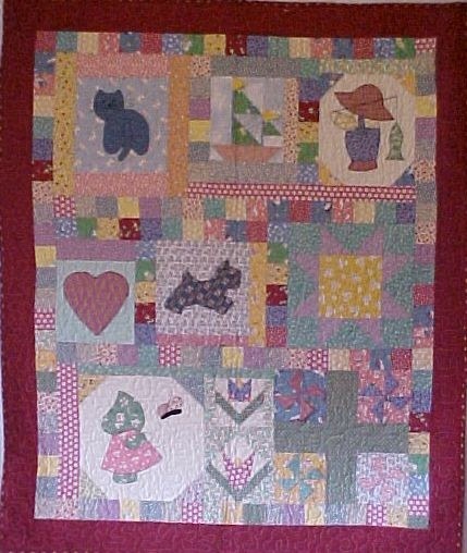 Molly S Place Sunbonnet Sue 10 Updated
