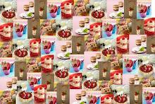 人生要像蛋糕,甜&美!