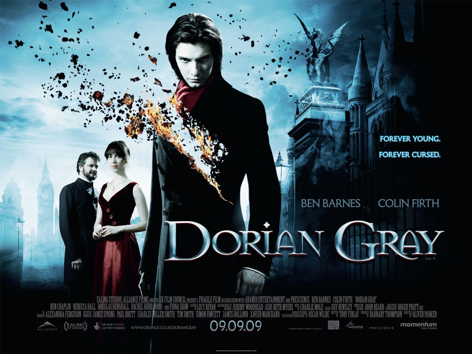 one literature nut film review dorian gray  film review dorian gray 2009