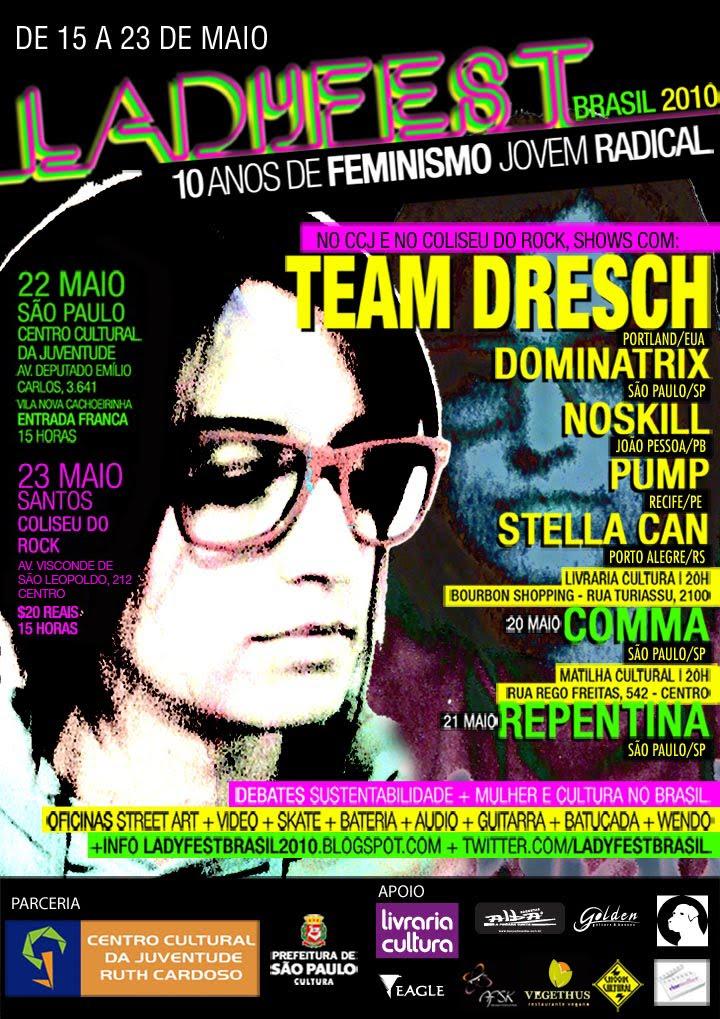 LADYFEST BRASIL 2010