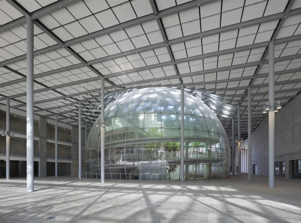 The california academy of sciences leed platinum building