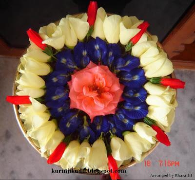 மனதை கொள்ளை கொள்ளும் பூக்களின் அலங்காரங்கள்  Flower+4