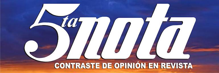Revista 5taNota