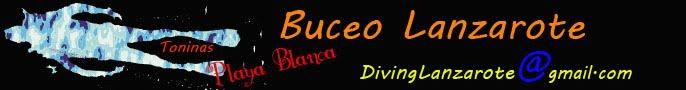 Buceo  lanzarote