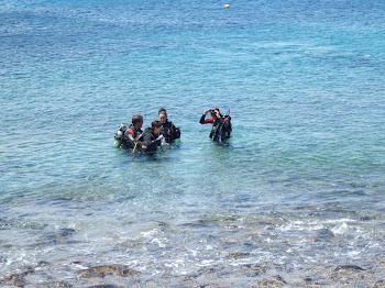 Escuela de Buceo Playa Blanca Lanzarote