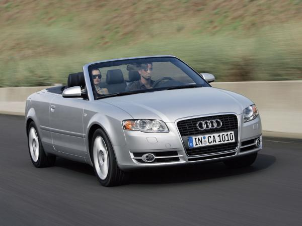 Cars Photos Amp Wallpapers Audi A4 Cabriolet Photos And