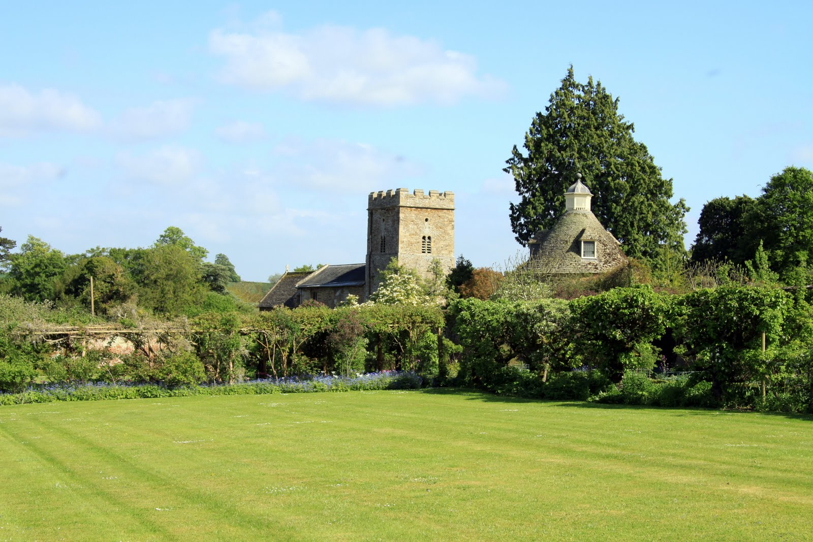 Marian Boswall Landscape Design And Garden Studio Pilgrimage To Rousham William Kentu0026#39;s ...