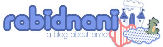 Anna. a blog
