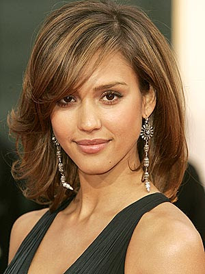 medium length celeb hairstyles. Celebrity Hairstyles Thick