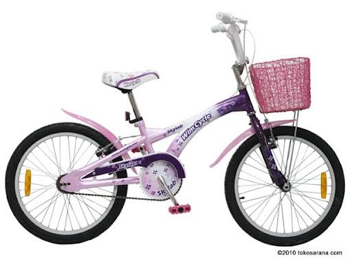 1 Citybike WIMCYCLE Mini SKYLAB 20 Inci
