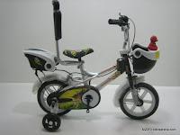 Sepeda Anak EVERGREEN MONKEY KING SANDARAN 12 Inci