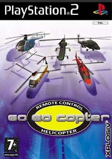 Torrent Super Compactado Go Go Copter PS2