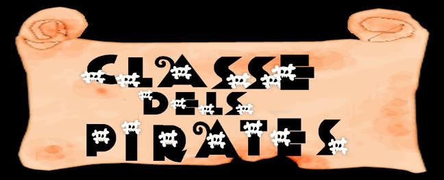 CLASSE DELS PIRATES