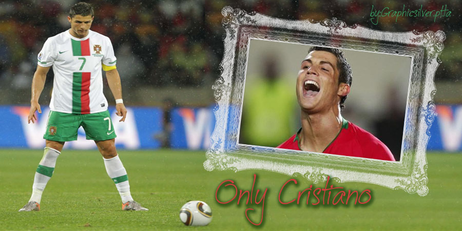 Only Cristiano