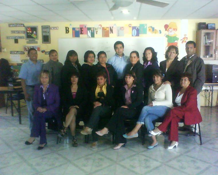 CURSO DE INTEL  I   PARA MAESTROS Y PADRES DE FAMILIA