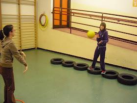 Ejercicios En Circuito Y Coordinacion : Educacion fisica lafora circuito agilidad