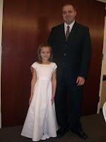 Carlie's Baptism